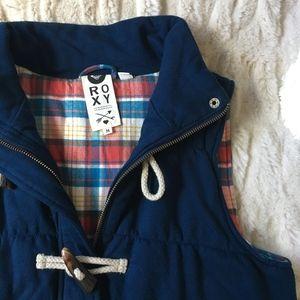 Roxy Jackets & Coats - Roxy Vest with Toggles